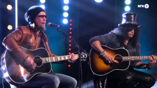 Slash feat Myles Kennedy - Bent To Fly