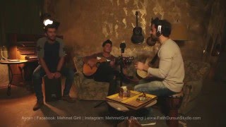 Aycan / Mehmet Girit / Fatih Dursun /   (Cover) Buray Sen Sevdamisin  Akustik