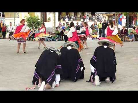 Traditional Dancing in Ecuador
