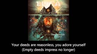 Epica - Victims of Contingency (Lyrics)