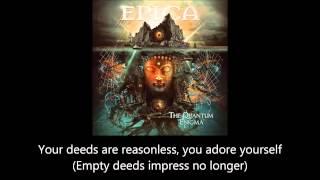 Epica - Victims of Contingency (Lyrics)