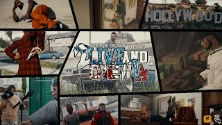 GTA 5 PC: 2 Live And Die N LA (Prologue Trailer #1) (GTA V Machinima Movie)