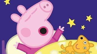 Peppa Pig Música de Ninar Mozart História de Ninar Peppa Dormindo Para Relaxar Acalmar Bebê