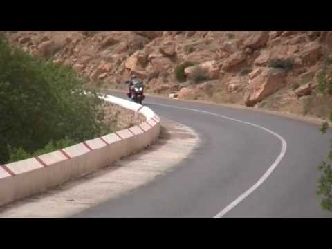Morocco Motorcycle Tour 2010