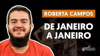 Videoaula De Janeiro A Janeiro (aula de violão)