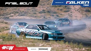 Final Bout LIVE: Special Stage West With Hert and Dan!