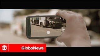 GloboNews: baixe o aplicativo 'Na Rua' e empreste seu olhar