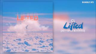 [3D+BASS BOOSTED] CL - LIFTED | bumble.bts