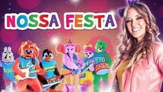 Ilana e a Banda dos Bichos - Nossa Festa [Gospel Infantil]