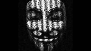 Anonymous- We are legion, We do not forgive, We do not forget,Expect us!