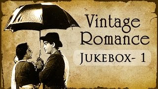 Evergreen Vintage Romance Collection (HD)  - Jukebox - Black And White Hindi Hit Songs width=