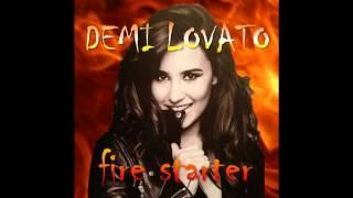 Demi Lovato - fire starter(audio)