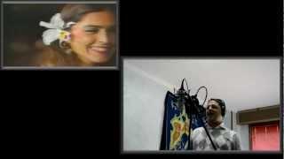 """Rocco e Francesca - Cover Albano e Romina """"ci sarà"""" - Rokkino imita Al Bano"""