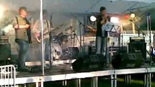 """Blues Night in Bolesławiec - Młody """"Krawiec"""" Band:  Czarny Chleb - Dżem"""