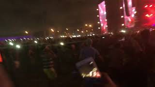 TRAVIS SCOTT MAMACITA PEFRORMANCE ROLLING LOUD 2018