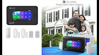 BEST Digoo DG HAMA Domotica support Alexa Compatible WIFI Home Kits System Smart Home