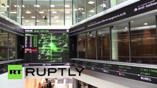 UK: London Stock Exchange recovering after 'Black Monday'