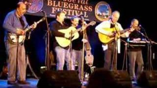 Seldom Scene - Joe Val 2008 - It's All Over Now Baby Blue