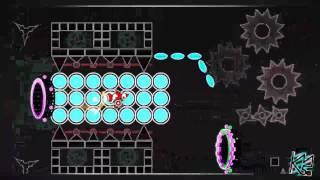 Geometry Dash - SunRise   by RoWey (Demon) Complete (Live)