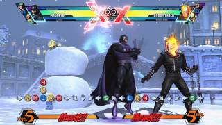 UMvC3 - My Super-easy, Easiest Magneto TAC infinite Tutorial
