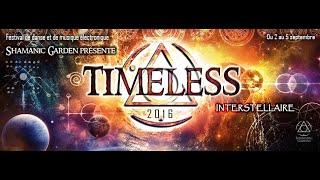 Black Marvin Live @ Timeless Festival , Canadá 2016