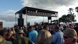 Mavis Staples - Intro - Sunshine Music Festival 2017 - St. Pete.
