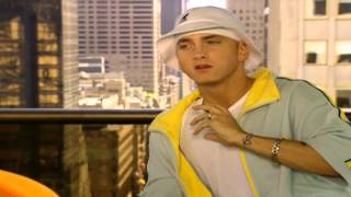 Eminem - Interview talking about Hailie (HD)