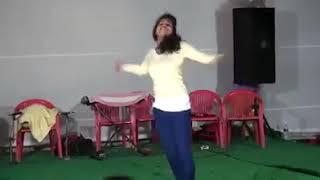 School ki girl  dance