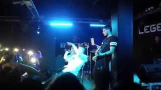 Low Low & Mostro - Sfoghi di una vita complicata pt.2 live @Legend club Milano