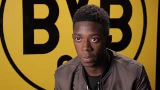 Willkommen in Dortmund, Ousmane Dembélé! (ENG/GER Subtitles)