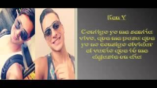 Maluma & Ken-Y - Mi Ángel (Video Lyrics)