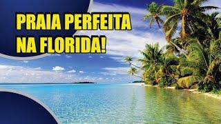 Você conhece a linda praia na Florida com o nome de Maria?