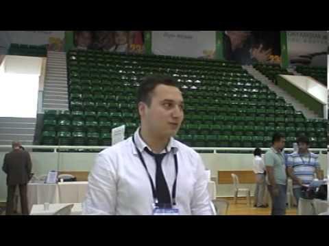 Elektrik Mühendisleri Odası Bitirme Projeleri Sergisi 2011 -1