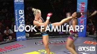 The Many Kicks of Holly Holm
