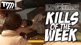 Star Wars Battlefront - KILLS OF THE WEEK #48