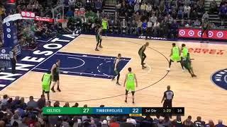 Derrick Rose 26 points 4ast 1 ATL vs Boston Celtics 12/01/2018