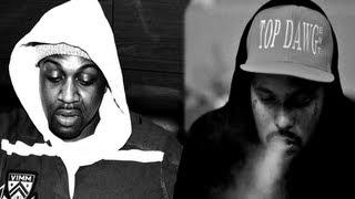 "Smoke DZA x ScHoolboy Q ""Trees"" (RIP BoB Marley and Nate Dogg)"