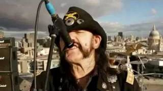 "Motörhead - ""Get Back In Line"""