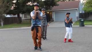 FAMILY FIRST | Bow Wow- We In The Club Freestyle Mango,Lil Kida, && Heemy