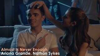 Ariana Grande, Nathan Sykes - Almost Is Never Enough (Official Video) [Lyrics + Sub Español]
