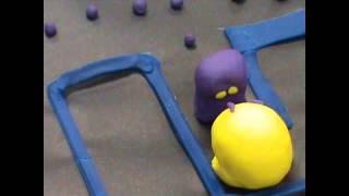 Play-Doh Pacman