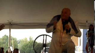 Ricky O'Boy sings 'Suspicious Minds' Elvis Week 2008