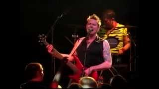 """THE BREAKFAST CLUB """"Your Love"""" (The Outfield) live at Greene Street Club (Multi Camera)"""