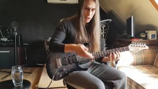 Major Gam (1.Pozison) Ionian Mod ve Teknik Çalışmaları | Gitar Dersi #2 width=