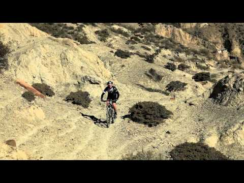 Mountain Biking the Mustang Valley in Nepal with Sacred Rides