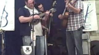 Mt. Pleasant String band feat Kyle on Mandolin - Raw hide