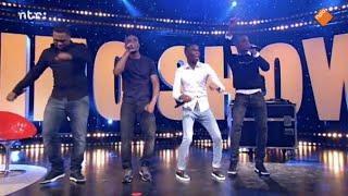 Broederliefde - Labanta (live in De Dino Show)