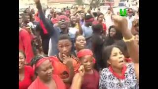 Traders demonstrate against GRA over VAT charges