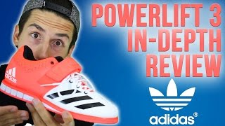 Adidas Powerlift 3.0 Review   Squat Shoes   Hywel Evans