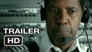 Flight TRAILER (2012) Denzel Washington, Robert Zemeckis Movie HD